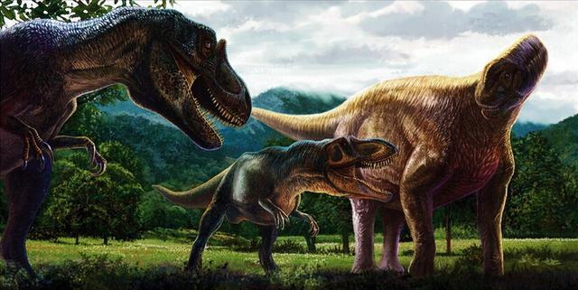 骨骼生长环被认为能够指示这种动物