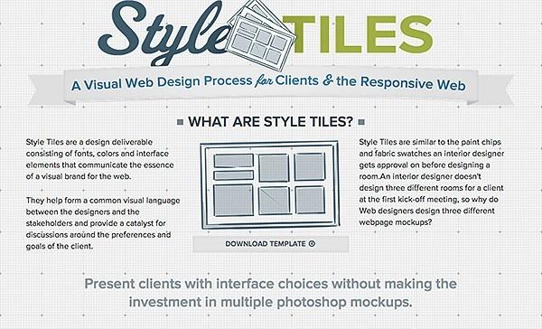 响应式Web设计需要不一样的设计思路:针对内容进行设计而非设备