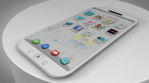 任天堂概念智能手机 未来的三星galaxy