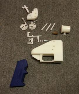 "erator""3D打印手枪的蓝图在网络上公开之后受到了全球的热议,随"