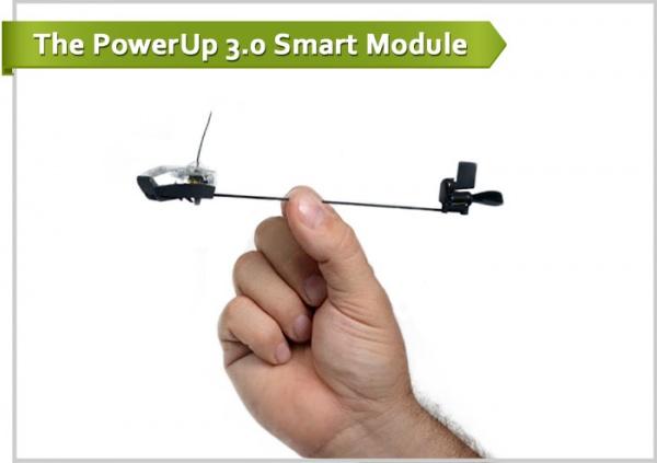0:让iphone可以控制纸飞机的新玩具