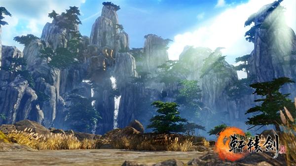 场景无缝切换 《轩辕剑6》游戏地图揭秘