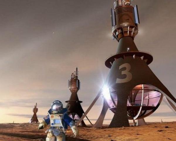火星登陆_nasa表示未来15年人类将登陆火星