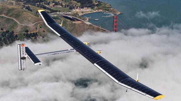 揭秘太阳能飞机环球飞行:只为一个愿景