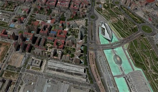 IE11将启用基于WebGL的3D版必应地图-ZOL科湖南室内设计哪所大学好图片