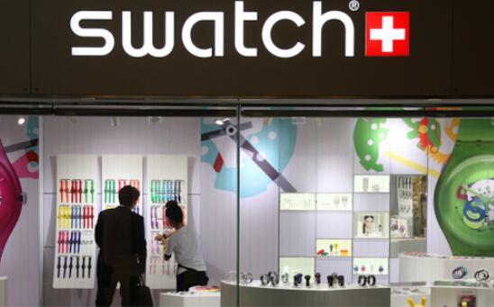 斯沃琪推无需充电智能手表 戳苹果软肋